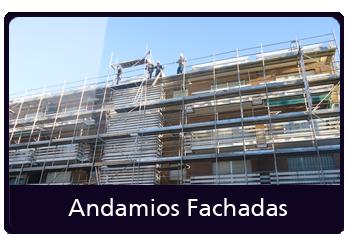 andamios de fachada madrid